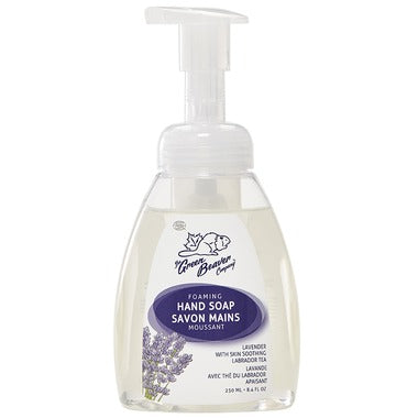 Green Beaver Foaming Hand Soap 250 ml - New Roads Nutrition