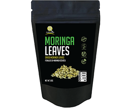 BR Naturals Moringa Leaves Dried 60 gr - New Roads Nutrition