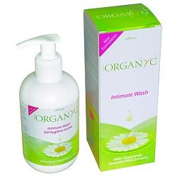 Organyc Femine Wash 250 ml - New Roads Nutrition