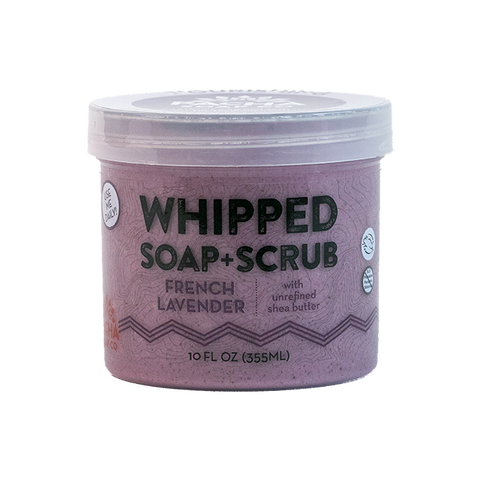 Pacha Whipped Soap Lavender 284gr - New Roads Nutrition