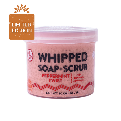Pacha Peppermint Twist 284gr Soap & Scrub - New Roads Nutrition
