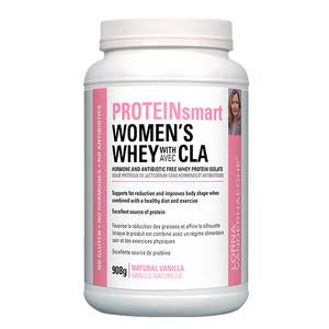 Lorna Vanderhaeghe ProteinSmart with CLA 908 gr Vanilla - New Roads Nutrition