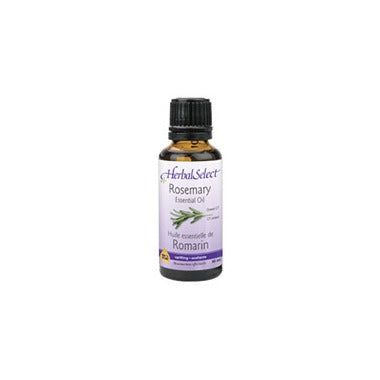 Herbal Select Rosemary Oil 100% pure 30ml - New Roads Nutrition
