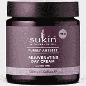 Sukin Day Cream Purely Ageless 120 ml