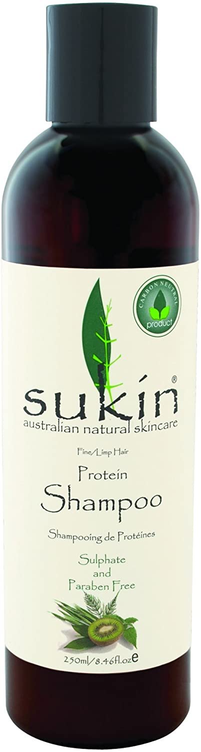 Sukin Protein Shampoo 250 ml - New Roads Nutrition