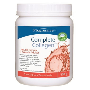 Progressive Collagen Tropical Breeze 500 gr - New Roads Nutrition