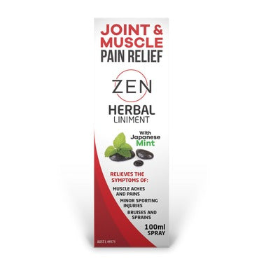 Martin & Pleasance  - Zen Spray 100 ml - New Roads Nutrition