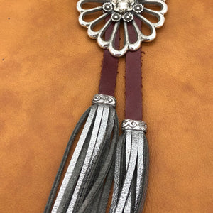 Boolo Necktie Necklace