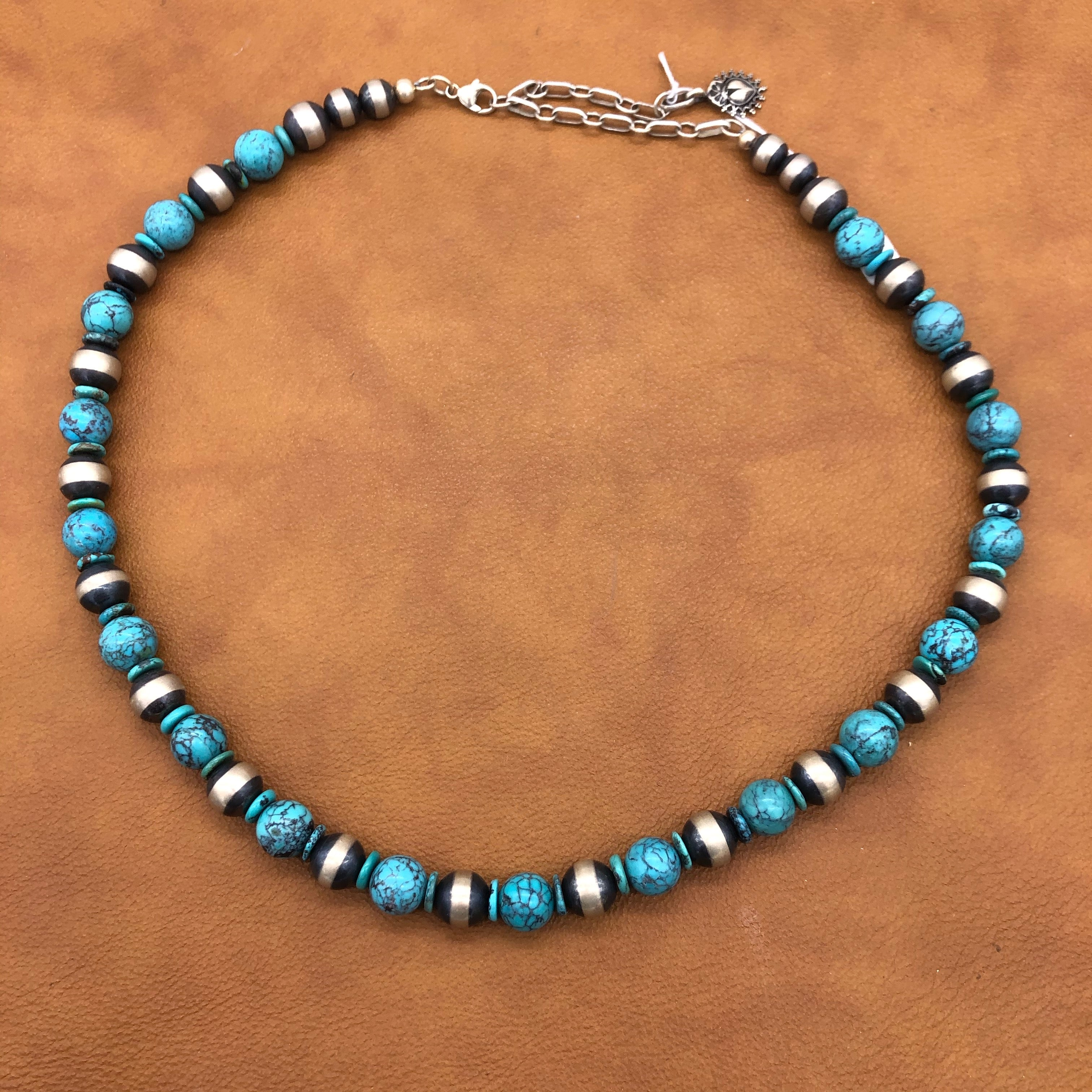 SALE Turquoise Necklace TN5