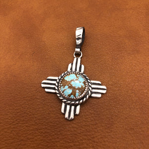 SALE IN STOCK ONLY Zia Symbol Turquoise PTZ