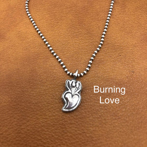 Sterling Silver Charm Pendants
