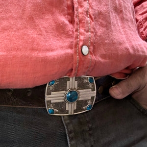 SALE BBZ Zia Belt Buckle