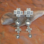 E105 Santa Fe Mesilla Galisteo Taos Earrings
