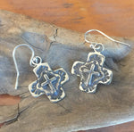 E94 Galisteo Cross Earrings