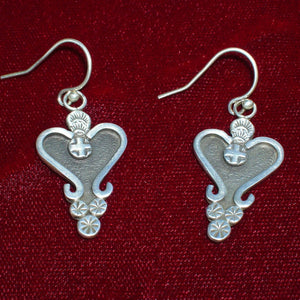 E125 Madrid Sacred Heart Earrings