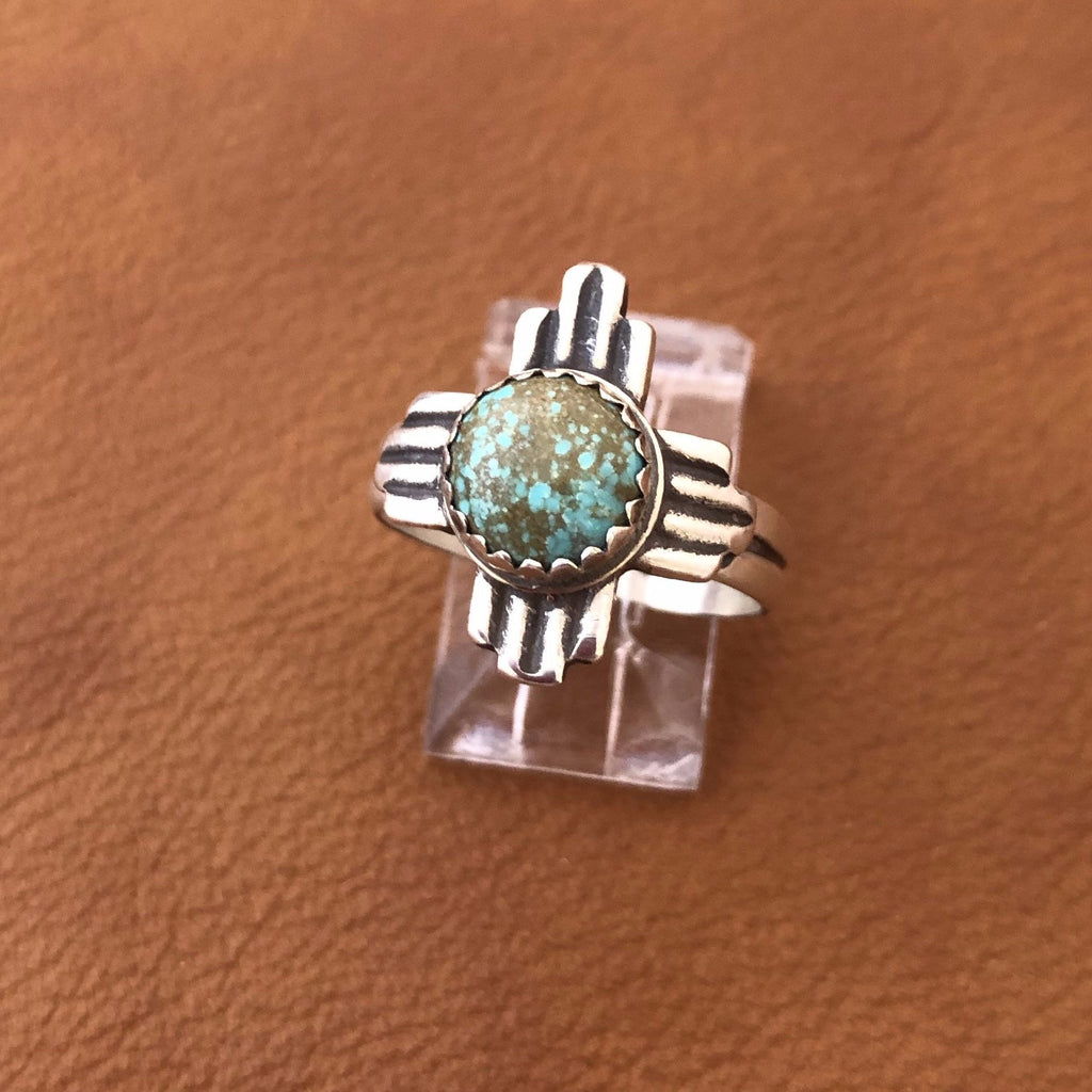 Small Zia Ring
