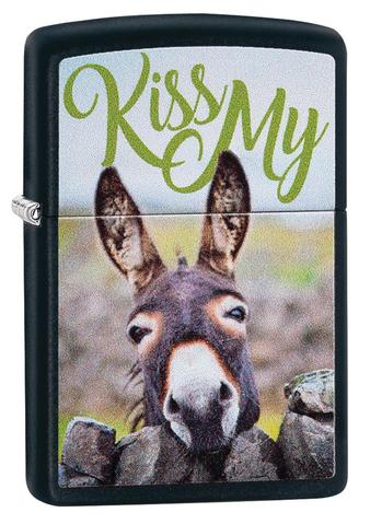 Kiss My Donkey Design