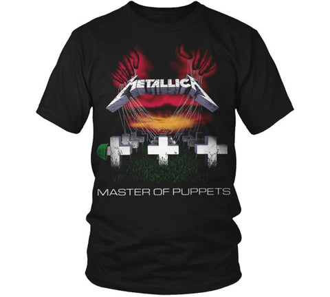 Metallica Master of Puppets Tee