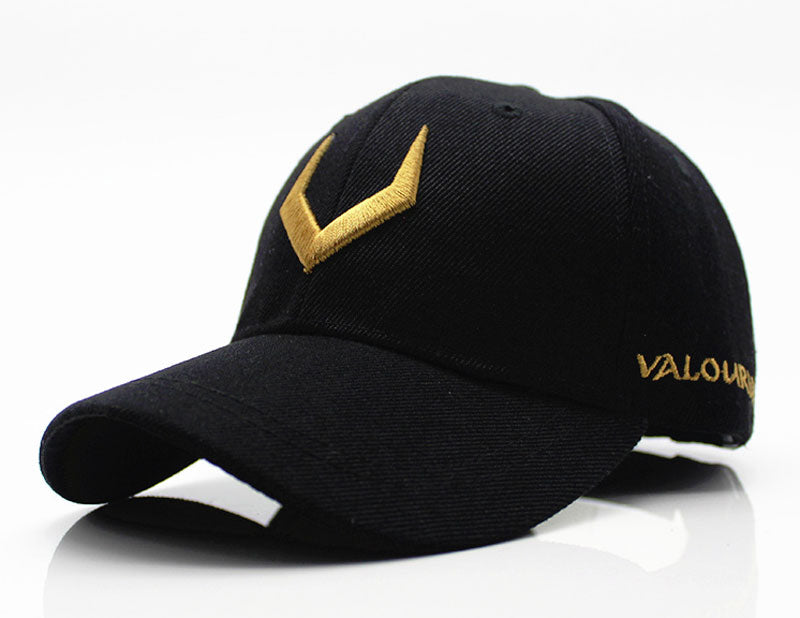 Black Gold Logo Child  Unisex Hat