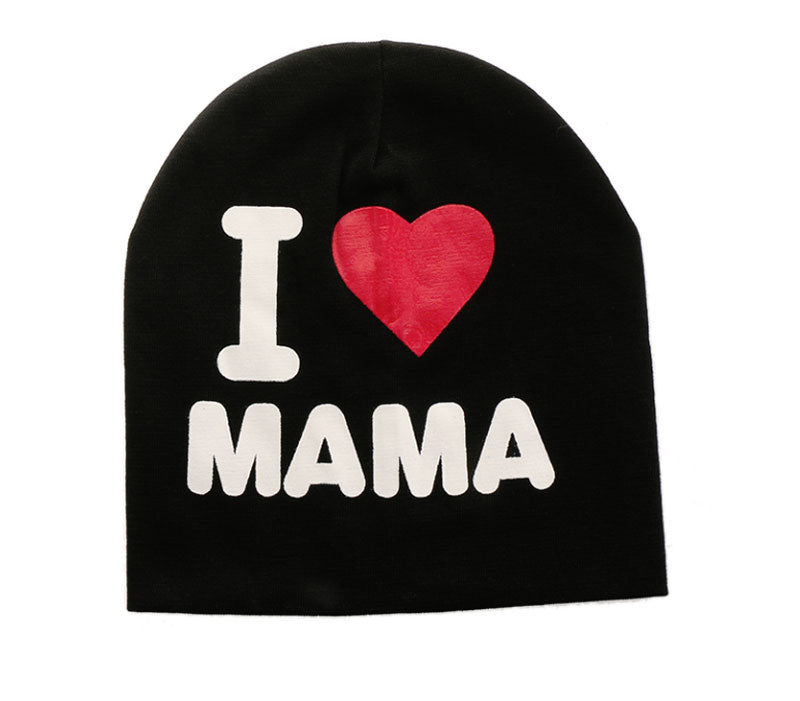 I love Mama Child Hat