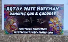 DancingGod/Goddess Hologram