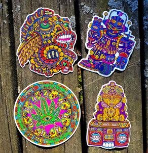 Staytrippy Assorted Sticker Pack