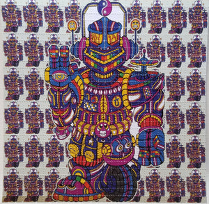 Love Machine Blotter Art