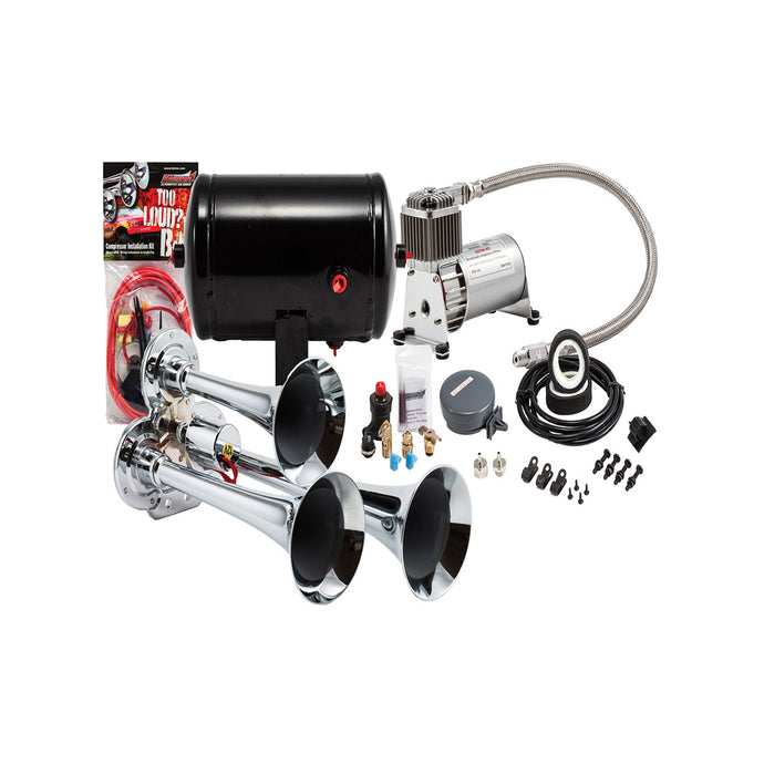 Kleinn Dual Train Horn Kit HK5
