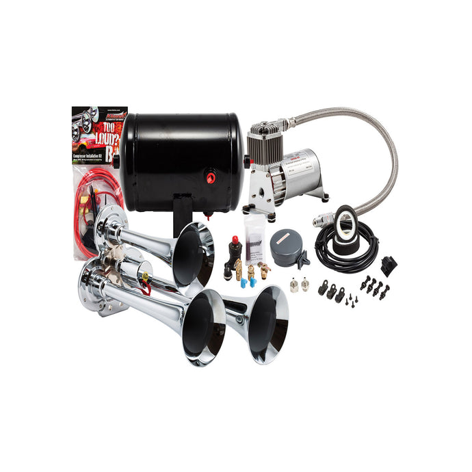 Kleinn Triple Air Horn Kit HK3