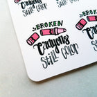 Broken Crayons Still Color - Peel & Heal Studio-Stickers
