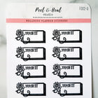 Cleaning Doodle Boxes - 6 Options - Peel & Heal Studio-Stickers