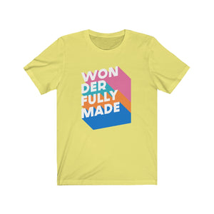 Wonderfully Made Tee