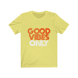 Good Vibes Only Summer Tee