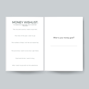 Money Manifest| 90 Day Money Journal