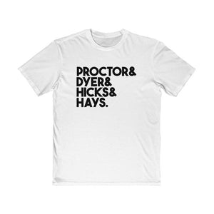 Proctor & Dyer Inspirational Teachers Tee