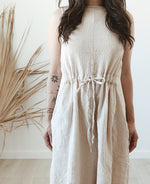 double layer dress //