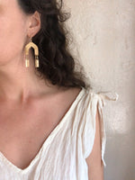 granada earrings //