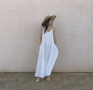 la mexicana playsuit // kundalini gown