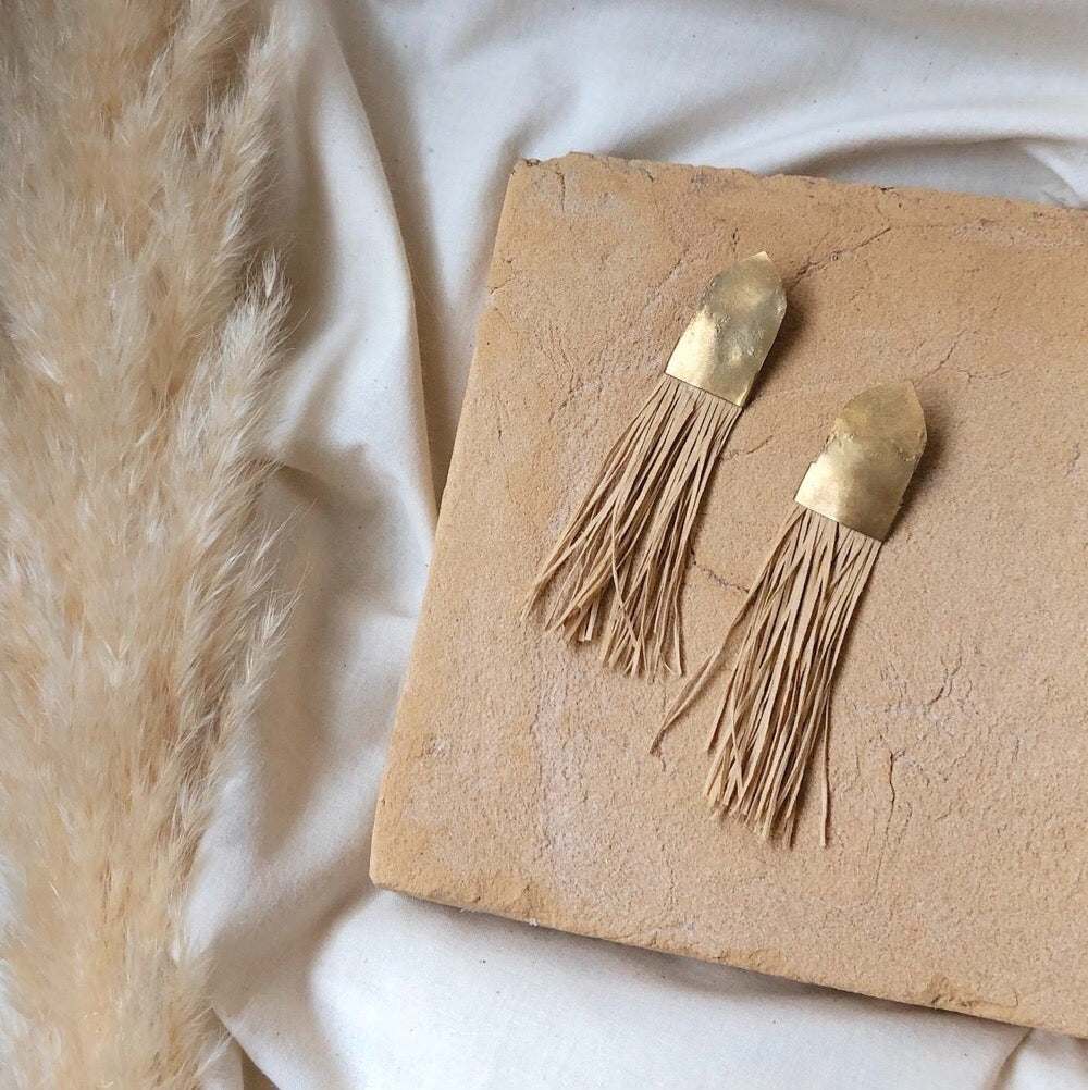 isla earrings //