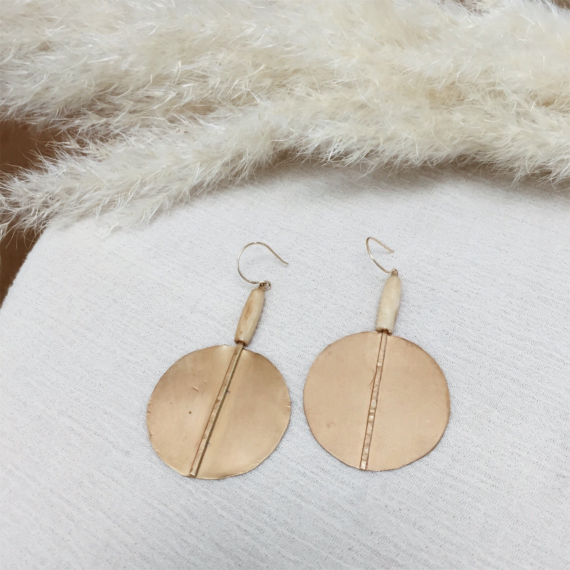 handmade earrings //