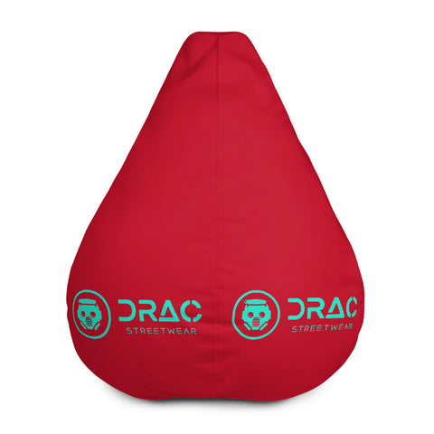 Puff color rojo Drac