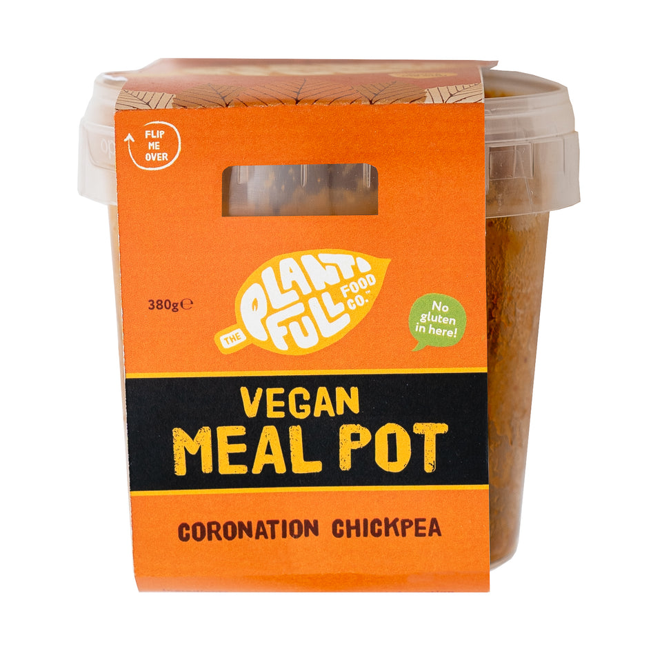 5-a-day Pot: Coronation Chickpea