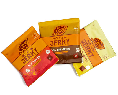 Vegan Jerky: Sampling Pack (3 x 30g)