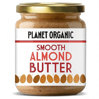 Almond Butter Smooth - 6 x 170g