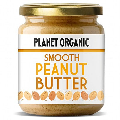 Peanut Butter Smooth - 6 x 170 g