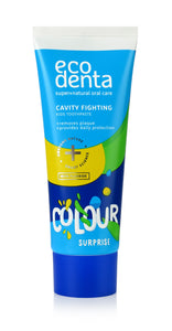 ecodenta Cavity Fighting toothpaste for kids - 9 x 75 ml