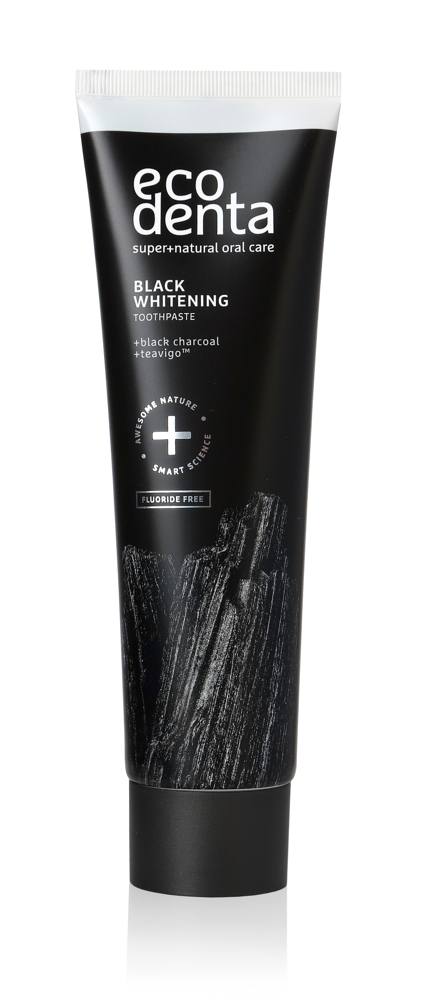 ecodenta Black Whitening toothpaste - 16 x 100 ml