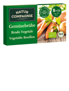 Vegetable Broth - 12 x 84 g