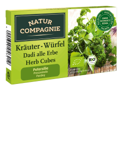 Herb Cubes with Parsley - 12 x 80 g