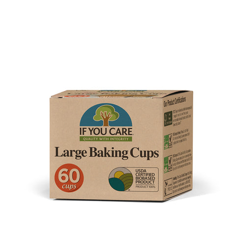 Large Baking Cups - 24 x 60 cups
